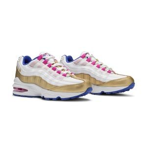 Nike Air Max 95 Peanut Butter & Jelly - Size 7Y